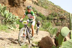Steffi Hadraschek-Jochem, Open Marathon Gran Canaria (Foto:sportograf.de)