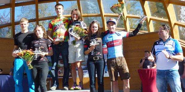 Sieger Ritchey Mountainbike Challenge 2014 (Foto: Martin Huber)