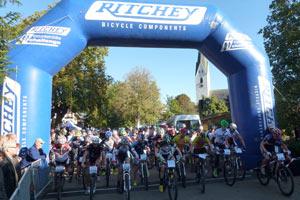 Start Feneberg Marathon Oberstdorf 2014 (Foto: Martin Huber)