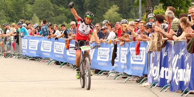 Matthias Leisling - Sieger Pfronten 2015 (Foto: sportograf.de)