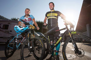 Ulrich und Michael Hagenbusch (Foto: Ritchey)