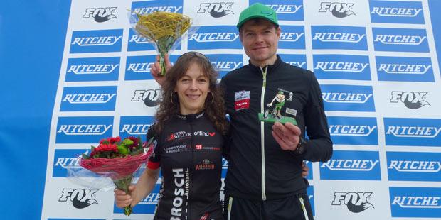 Sieger Ritchey Mountainbike Challenge 2015 (Foto: Jürgen Langhans)