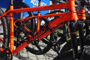 Ritchey Testbikes (Foto: Neubacher)
