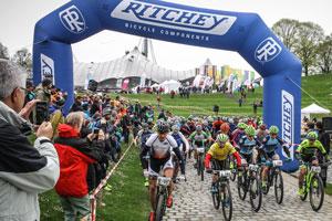 XCO-Rennen beim SattelFest in München (Foto: sportograf)