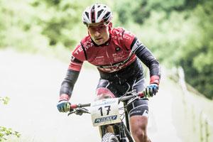 Matthias Leisling - Sieger König-Ludwig-Bike-Cup Oberammergau 2017 (Foto: sportograf.de)