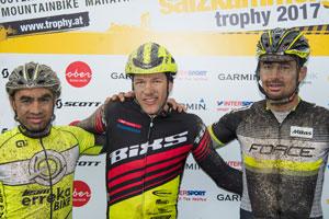 Salzkammergut Trophy 2017 - Sieger Extremstrecke (Foto: Harald Hois)