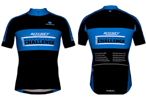 Ritchey Challenge Finisher-Trikot 2018 by owayo