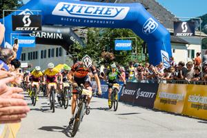 Start Salzkammergut Trophy (Foto: Marc Schwarz)