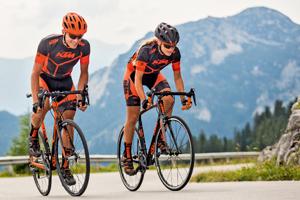 Loser Bergzeitfahren am 12. September mit Rennrad- und MTB-Wertung
