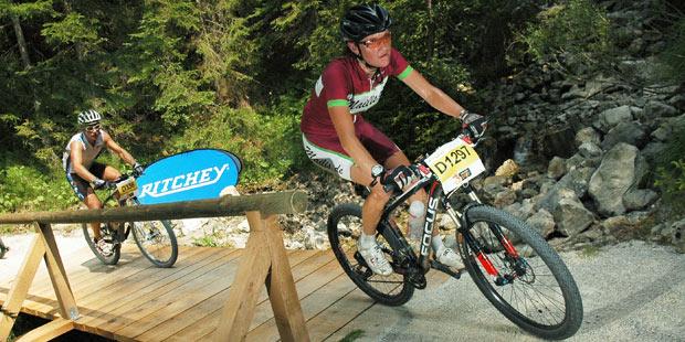 Till Claudia, Foto: Ritchey Mountainbike Challenge, sportograf.de