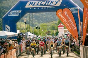 Start Tegernsee MTB Marathon