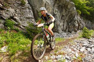 Nina Kraus – Siegerin SportScheck MountainBIKE Festival Tegernseer Tal 2012 (Foto: Sportograf.de)