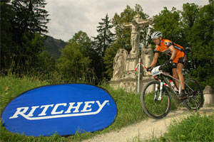 Andi Strobel - Ammergauer Alpen Bike Cup (Foto: sportograf.de)