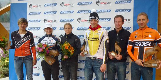 Sieger Ritchey Mountainbike Challenge 2012 (Foto: Martin Huber)