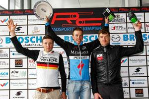Starker Auftakt im Allgäu beim 2. AUTO BROSCH Bike Marathon