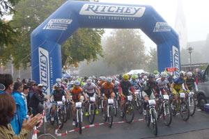 Über 600 Teilnehmer in Oberstdorf