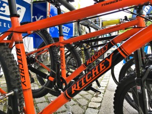 Ritchey-Testbikes (Foto: Dirk Belling)