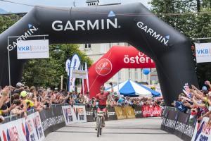 Andi Seewald: erneuter Streckenrekord bei der Trophy!