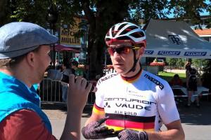 Markus Kaufmann und Paulina Wörz siegten in Oberstdorf!