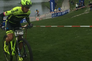 Cross Country-Action im Olympiapark