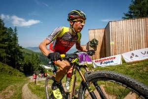 Italiener Longo dominiert die Kitzalp-Ultrastrecke in Rekordzeit