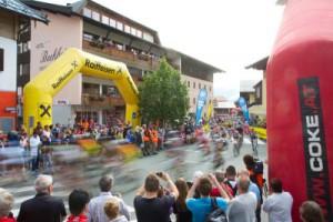 KitzAlpBike 2010: Grandioses Rennen in Kirchberg